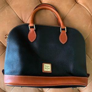 Classic Leather Dooney & Burke Satchel